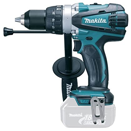 Makita DHP458Z - Taladro combinado 18V Litio 91Nm