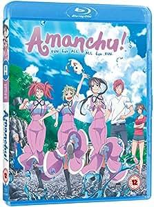 Amanchu - Standard [Blu-ray]