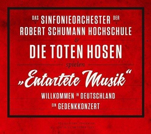 Entartete Musik Willkommen in Deutschland - ein Gedenkkonzert (Tote Coole)