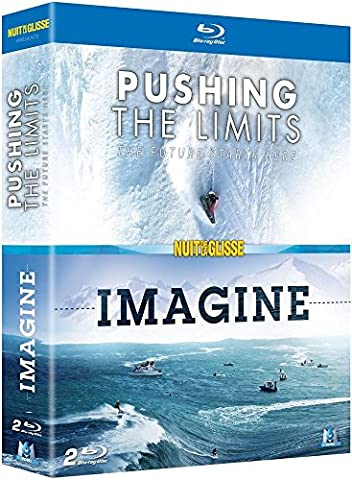 Nuit de la glisse - Pushing the Limits, The Future Starts Here + Imagine [Blu-ray]