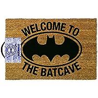 DC Comics Tappeto zerbino BATMAN WELCOME TO THE BATCAVE originale cocco tappetino - Arredamento - Confronta prezzi