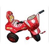Generic Baby Tricycle For Boys & Girls within Age Group 1-4 Years Red Color