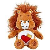 Vivid Imagination Care Bears Cousins Cœur Brave Lion Pouf Jouet en peluche (Multicolore)