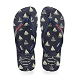 Havaianas Top Nautical, Infradito Bambini e Ragazzi, Multicolore Navy Blue 4368), 25/26 EU