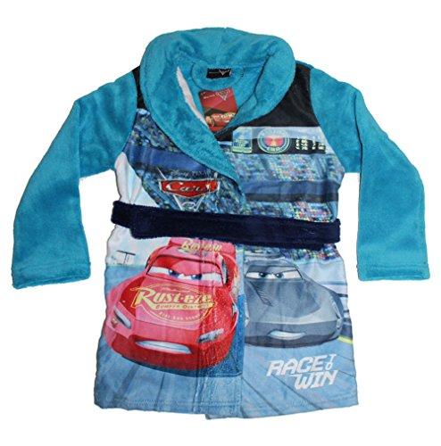 Cars Disney Pixar Jungen Bademantel (98, ()