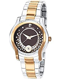 Pierre Cardin-Damen-Armbanduhr Swiss Made-PC107012S07