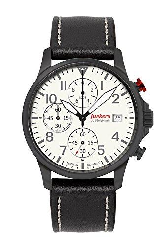 Junkers Tante Ju Chronograph Mens Watch 6872-5
