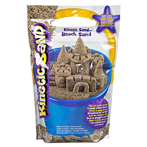 #Spin Master 6028363 – Kinetic Sand – Limited Edition Beach Sand#