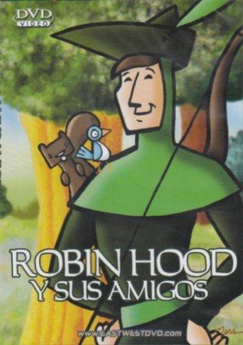 Robin Hood Y Sus Amigos [Slim Case]