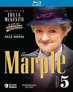 Agatha Christie's Marple: Complete Series [Blu-ray] [Region Free] [US Import]