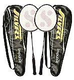 #8: Silver's Impulse Badminton Kit Combo 4