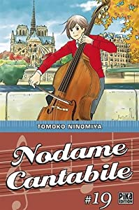 Nodame Cantabile Edition simple Tome 19