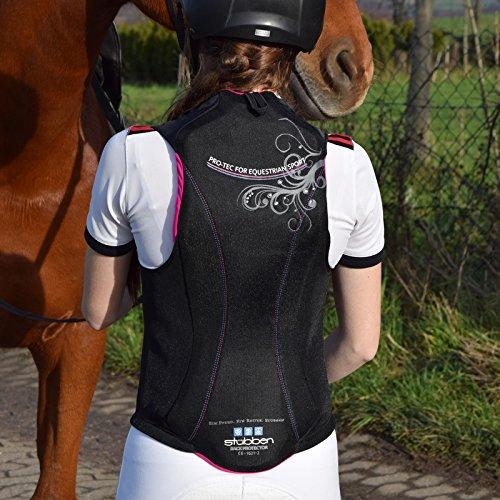Stübben Rückenprotektor Ladies Version