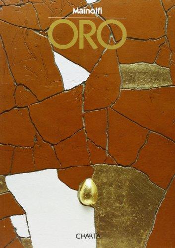 Mainolfi. Oro. Catalogo della mostra (Milano, 1996). Ediz. italiana e inglese por Angela Vettese