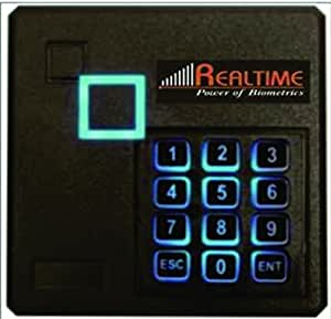 Realtime Stand-Alone Single Door Access Control Model (T 123)