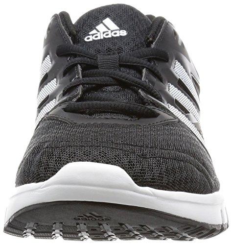 adidas Galaxy 2, Chaussures de course homme Noir (Core Black/Core Black/Ftwr White)
