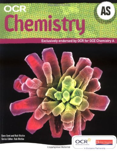 OCR AS Chemistry A Student Book and Exam Cafe CD-ROM (OCR GCE Chemistry A)