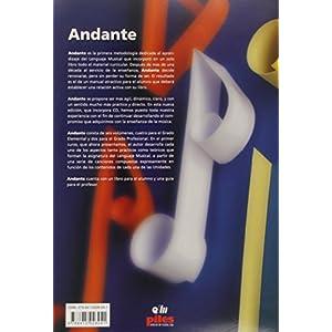 Andante, lenguaje musical 1