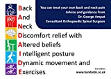 BANDAIDE - Back and neck discomfort relief with altered beliefs, intelligent postures, dynamic movement and exercises 2018: You can treat your own back and neck pain