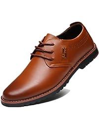 Chaussures à lacets Fangsto noires Casual garçon YovLIJC