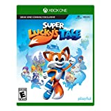 #8: Super Lucky's Tale - Xbox One