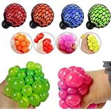 AK Stress Relief Slimy Color Changing Jelly Type Mesh Morph Balls Set Of 4