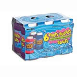 Best Bubbles For Kids - Party Bubbles Party Bag Fillers, Pack of 6 Review
