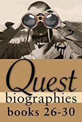 Quest Biographies Bundle - Books 26-30: William C. Van Horne / George Simpson / Tom Thomson / Simon Girty / Mary Pickford (Quest Biography)
