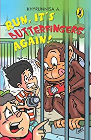 Run, It's Butterfingers Ag