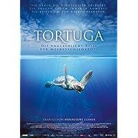 Tortuga: El increíble Journey Póster de película alemán C 27x 40en–69cm x 102cm Hannelore Elsner Miranda Richardson