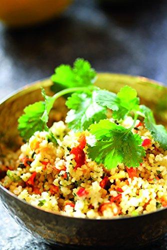 Gourmet Fertigmischung für Zucchini Paprika Couscous – Raffinierte Rezeptideen im Glas für leckere Gerichte – Gourmet Gemüsecouscous einfach kochen oder verschenken – von