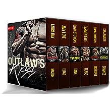 Outlaw's Kiss: A Bad Boy Boxed Set (English Edition)
