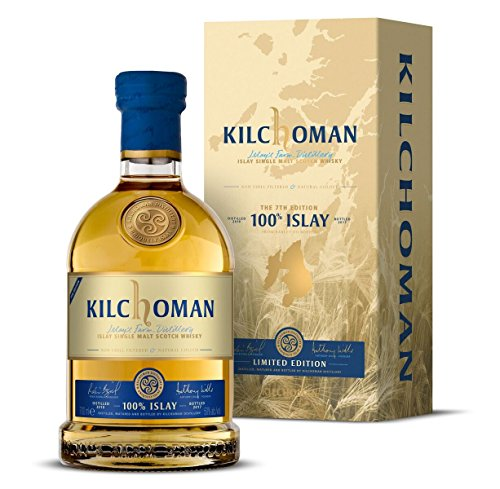Kilchoman Islay The 7th Edition Whisky mit Geschenkverpackung (1 x 0.7 l) -