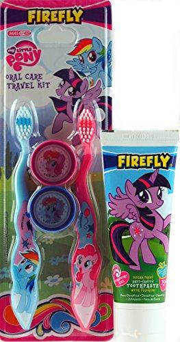 Top Toys 4U My Little Pony-Cepillo de Dientes y Pasta de Dientes...