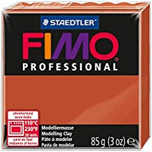 Fimo Professional Modelling Clay, Terracotta, 85 g