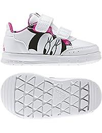 adidas Dy M&m Altasport Cf I, Zapatillas de Estar por Casa Unisex Bebé