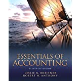 Essentials of Accounting Plus NEW MyAccountingLab with Pearson eText -- Access Card Package