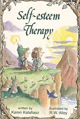 Self-Esteem Therapy (Elf Self Help) by Karen Katafiasz (1995-05-01)