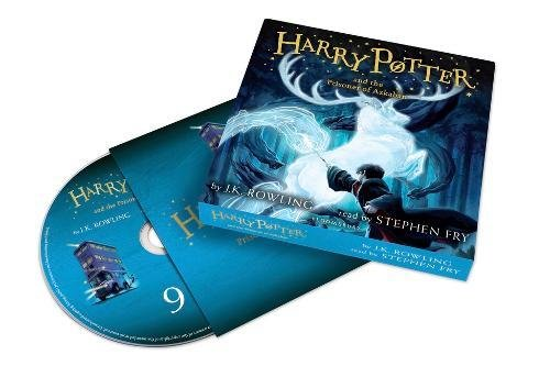 Harry Potter and the Prisoner of Azkaban (Harry Potter 3) (Harry Uk Audio-cd Potter)