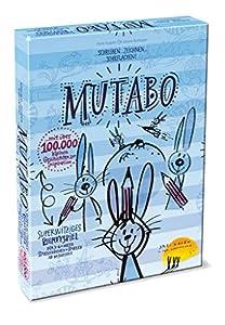 MUTABO - Das superwitzige Partyspiel!: ...Schreiben...Zeichnen...Schieflachen!
