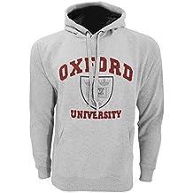 Oxford University- Sudadera con capucha unisex (4 colores)
