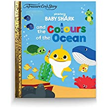 Treasure Cove Stories - Baby Shark Colours of the Ocean
