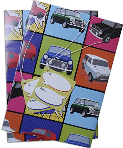 mini-cooper-classic-car-original-inspired-gift-wrapping-paper-and-gift-tags