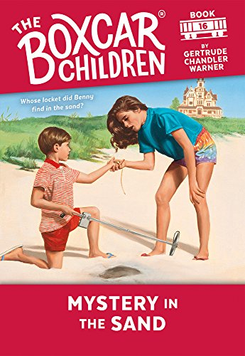 Mystery in the Sand (Boxcar Children Mysteries, Band 16)