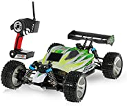 WLtoys A959-A 2.4G 1/18 Scale 4WD Electric RTR Off-road Buggy RC Car