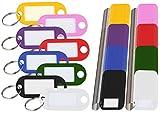 ZUNTO kofferanhänger beschriften Haken Selbstklebend Bad und Küche Handtuchhalter Kleiderhaken Ohne Bohren 4 Stück