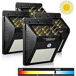 51Mo7h6WapL. AC UL250 SR250,250  - Illumina il tuo balcone ed il tuo giardino cone le migliori luci solari ricaricabili