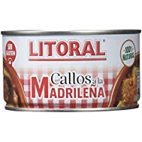 Litoral - Callos Madrileña - Pack de 3 x 380 g