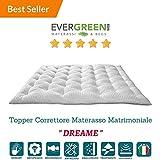 Futon fur das Futonbett - Klappmatratze - Matratze 160x200 cm - topper matratze - klappbares Notbett als Faltmatratze & Gäste-Matratze faltbar - Farbe Weiß -