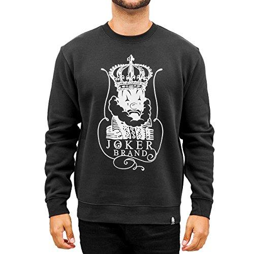 Joker Homme Hauts / Pullover King Noir